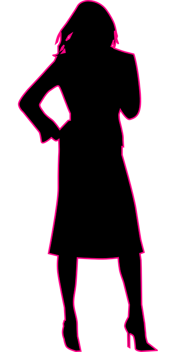 Free vector graphic Woman Business Assistant  Free