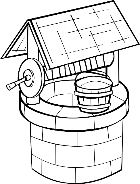 Cistern Well Water · Free vector graphic on Pixabay