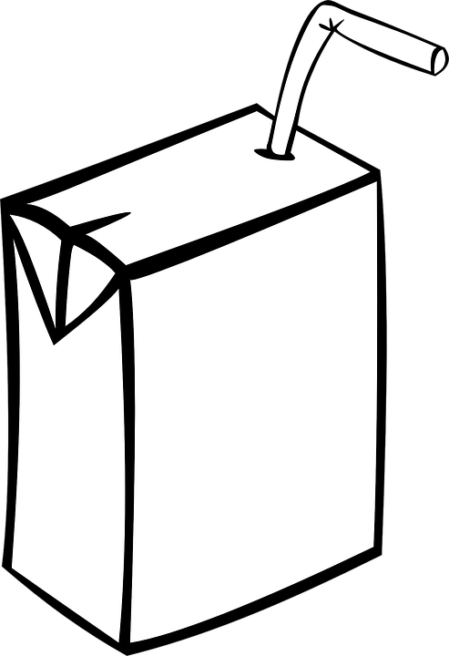 Box Juice Carton · Free vector graphic on Pixabay