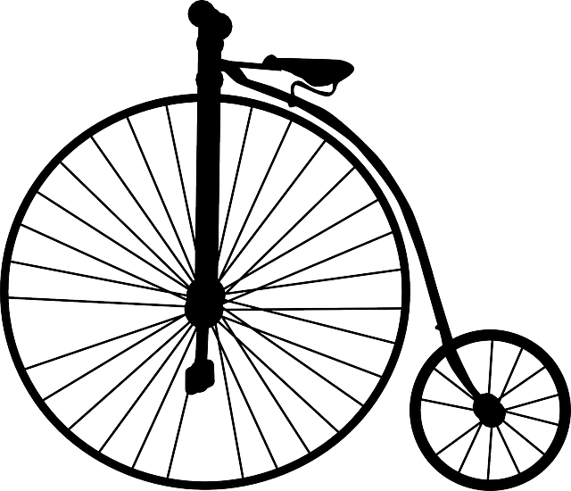 Bicycle Historical Big · Free vector graphic on Pixabay