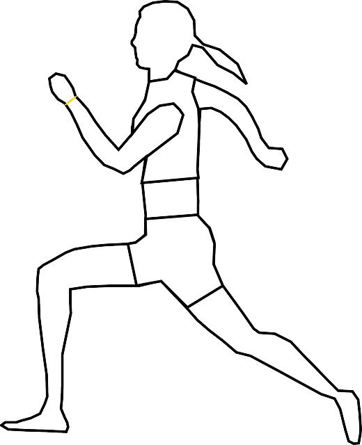 Free vector graphic: Runner, Athletic, Sport, Race, Fast