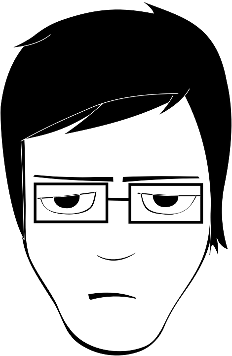 Face Head Boy  Free vector graphic on Pixabay