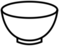 Free vector graphic: Bowl, Dish, Soup, Fruit, White - Free ...