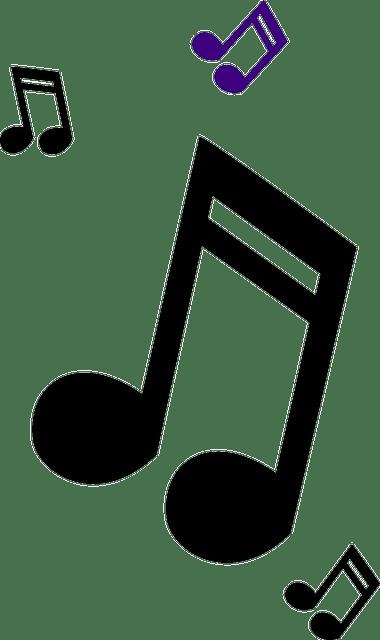 Not Balok Png : balok, Music, Notes, Vector, Graphic, Pixabay