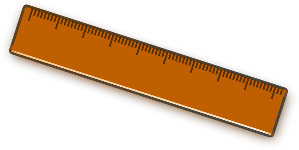 free vector graphic ruler straight