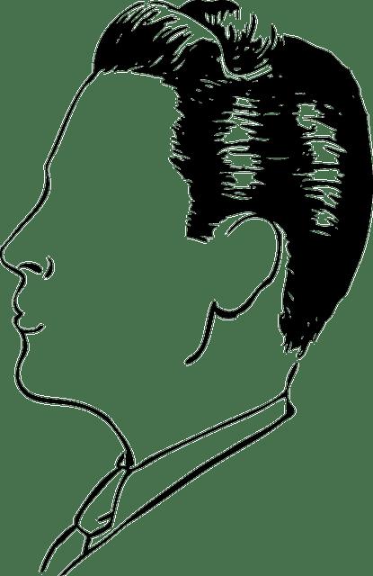 Hoofd Gezicht Buste · Gratis vectorafbeelding op Pixabay