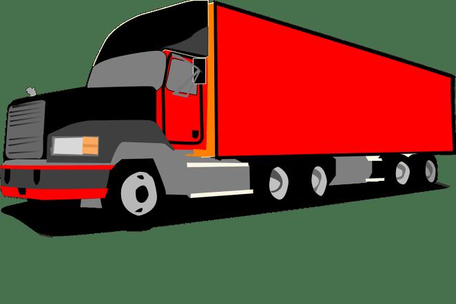 Lukisan truk keren
