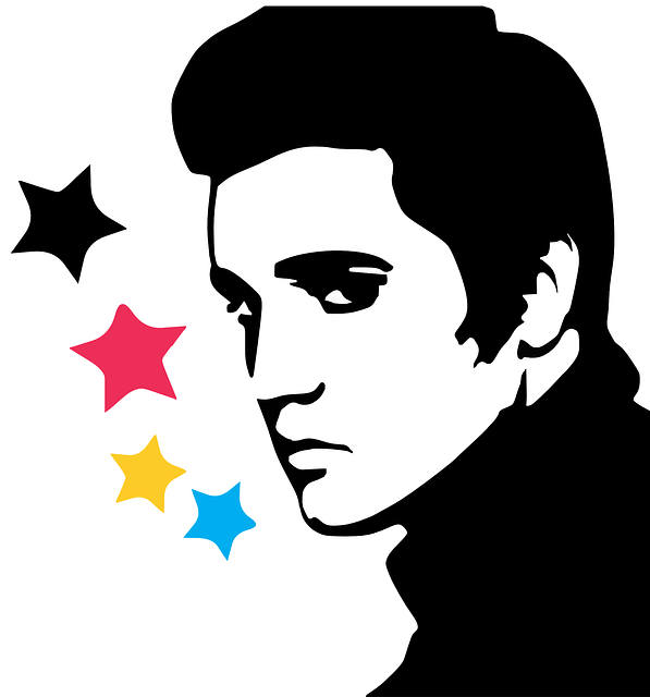 Beautiful Hijab Girl Wallpaper Elvis Presley Young Rock Star 183 Free Vector Graphic On Pixabay