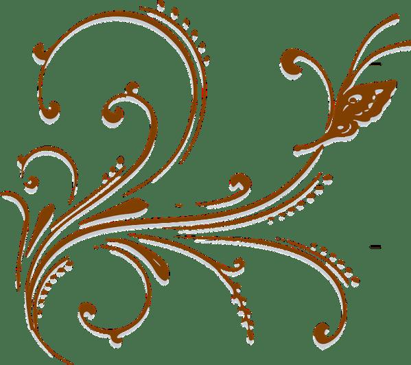 scroll design retro free vector