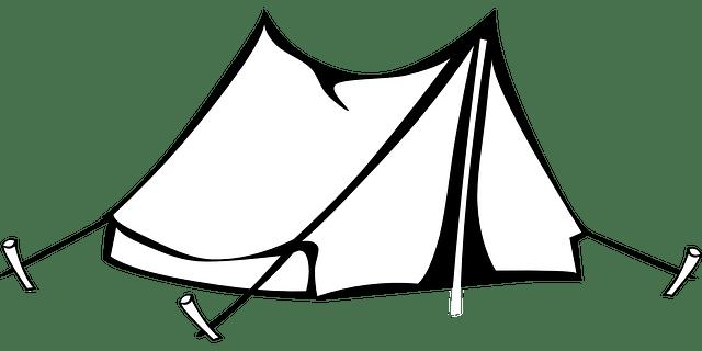 Camping Tente Dessin · Images vectorielles gratuites sur