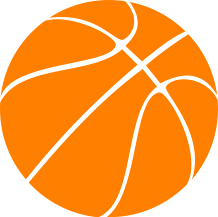 Basketball, Orange, Rubber, Sphere, Ball, Sport, Game