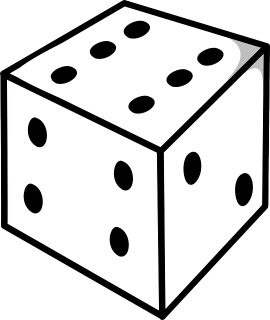 Dice Six Four · Free vector graphic on Pixabay