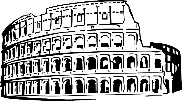 Free vector graphic: Rome, Ancient, Architecture, Italy