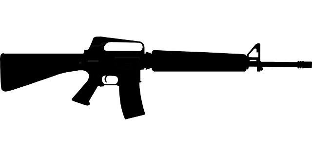 Rifle Gun Weapon Telescopic  Free vector graphic on Pixabay