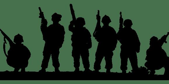 microrrelato soldados