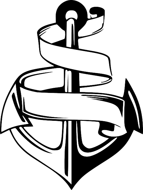 Free vector graphic: Anchor, Nautical, Symbol, Emblem