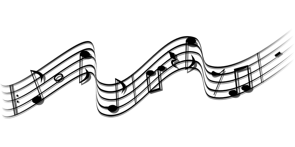 Notes Note Music Sheet · Free vector graphic on Pixabay