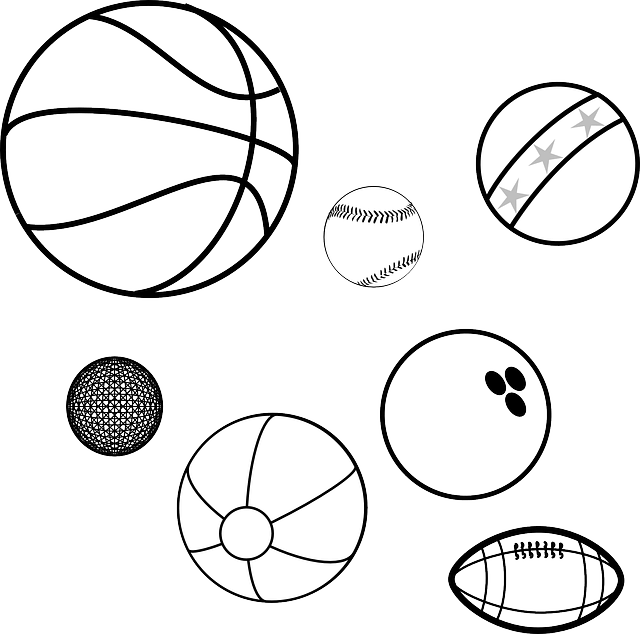 Balls Sports Game · Free vector graphic on Pixabay