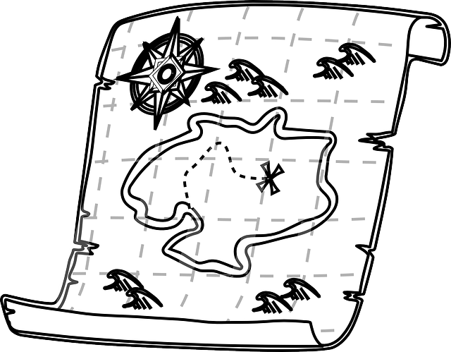 Map Navigation Geography · Free vector graphic on Pixabay