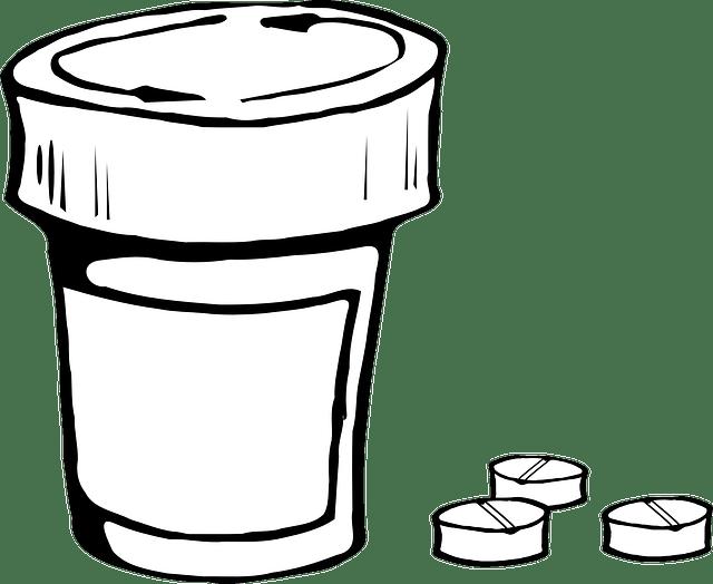 Medicine Pills Medication · Free vector graphic on Pixabay