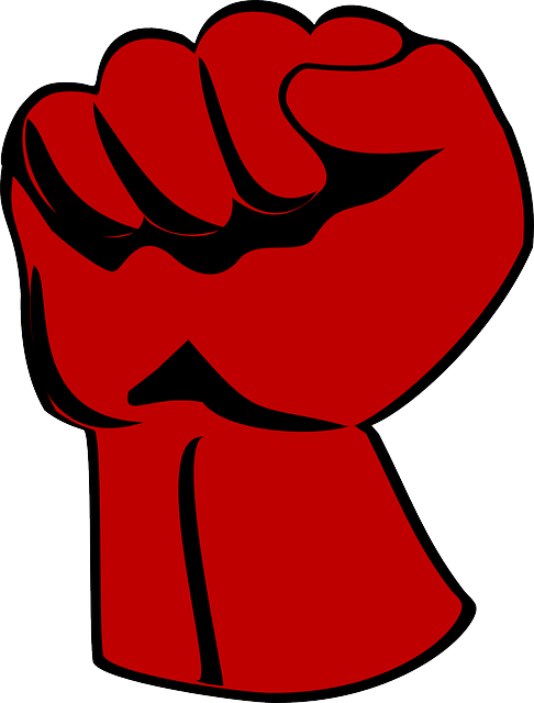 Fist Angry Russian  Free vector graphic on Pixabay