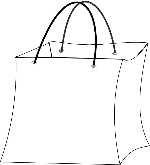 Free vector graphic: Gift, Bag, Shopping, Retail, Sale