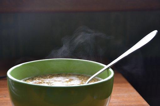 Soupe, Zupka Chińskaho, Dîner, Chaud