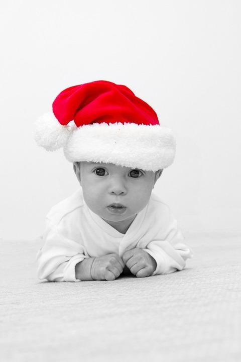 Bb Pre Nol Noir Blanc Photo Gratuite Sur Pixabay