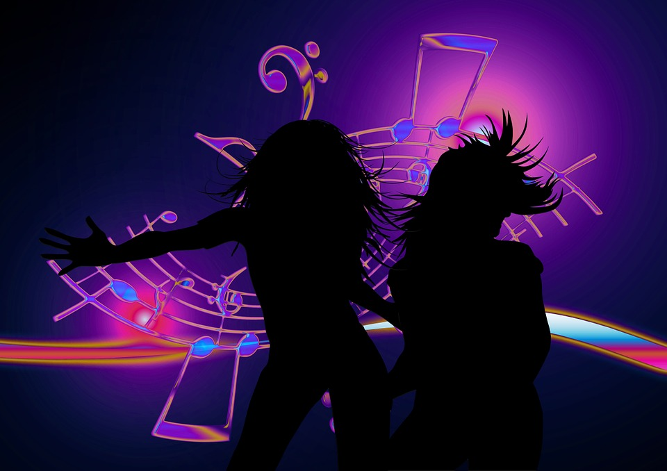 Girl Disco Nightclub Free Image On Pixabay