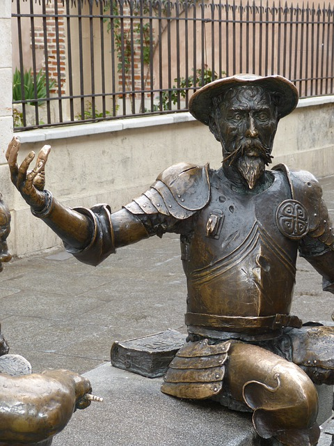 Free photo Don Quijote La Mancha Spain  Free Image on