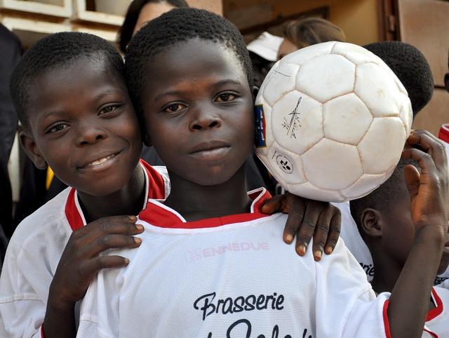 Free photo Children Togo Black Negro  Free Image on