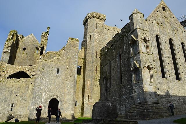 Rock Of Cashel Ireland Castle 183 Free Photo On Pixabay