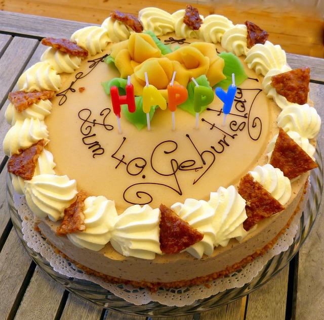 Kostenloses Foto Torte Geburtstagstorte Marzipan  Kostenloses Bild auf Pixabay  345657