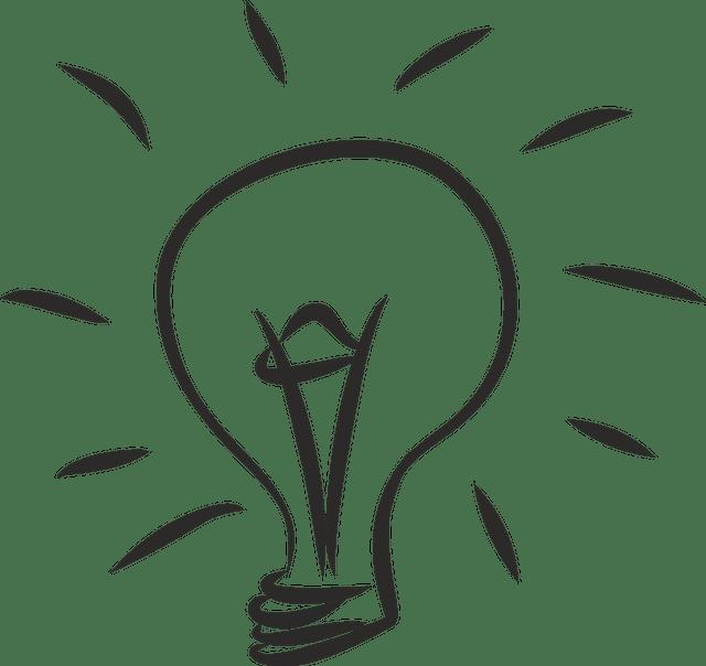 Die Glühbirne · Kostenlose Vektorgrafik auf Pixabay