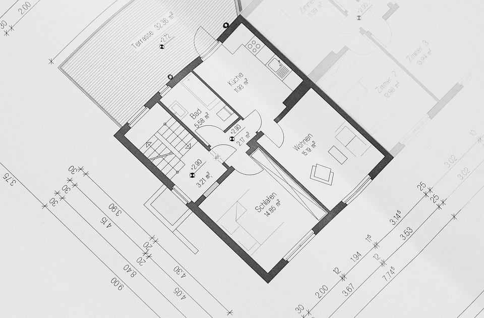 Building Plan Floor · Free photo on Pixabay