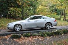 Mercedes, Car, Vehicle, Mercedes Cls