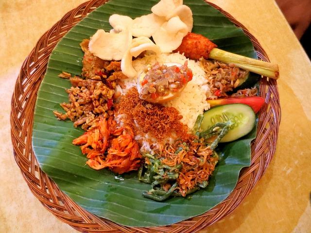 Free photo Nasi Padang Food Dish  Free Image on