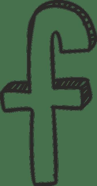 Free vector graphic: Facebook, Logo, Face, Fb, Sketch