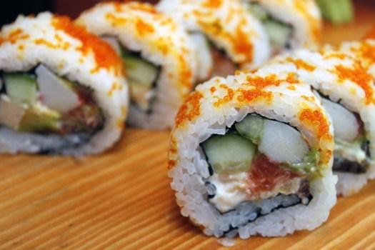 Sushi, Giapponese, Delizioso, Asiatici, Cibo