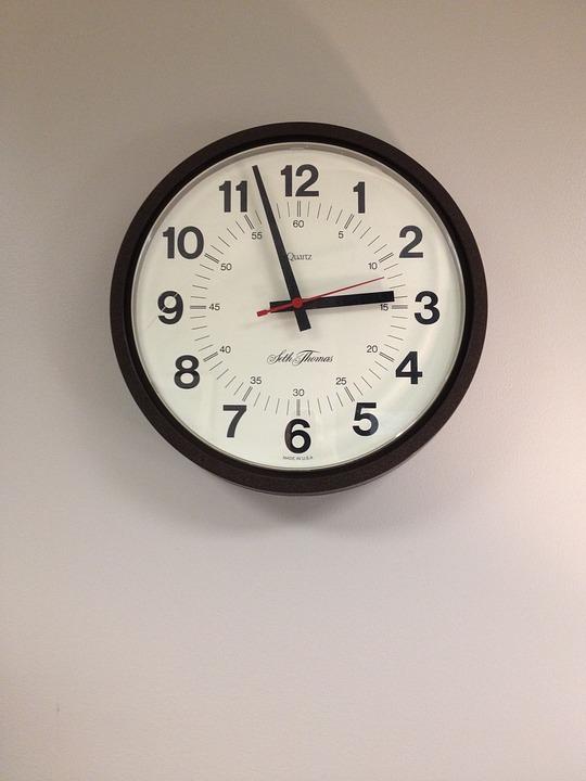 Perbedaan Waktu Indonesia Dan Jepang : perbedaan, waktu, indonesia, jepang, Clock, Minute, Photo, Pixabay