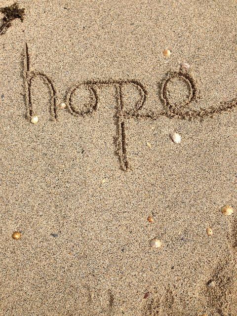 Free photo Hope Writing Text Positive  Free Image on Pixabay  393239