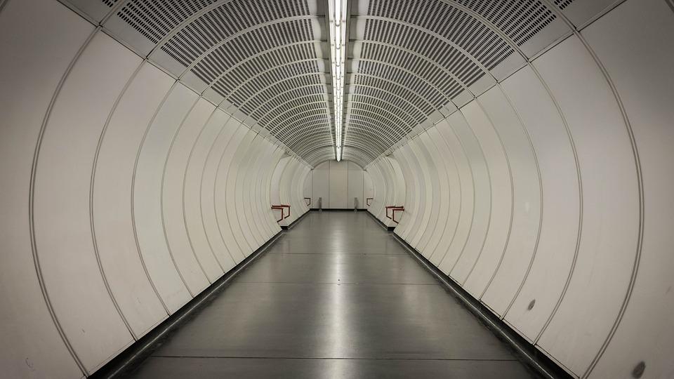 3d Office Wallpaper Tunnel Subway Vienna 183 Free Photo On Pixabay