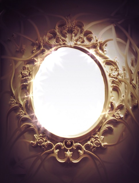 Beautiful Pretty Woman Girl Wallpaper Mystical Mirror Entwine 183 Free Image On Pixabay