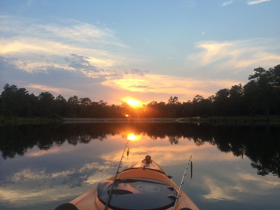 Loving Boy And Girl Hd Wallpapers Lake Kayak Fishing 183 Free Photo On Pixabay