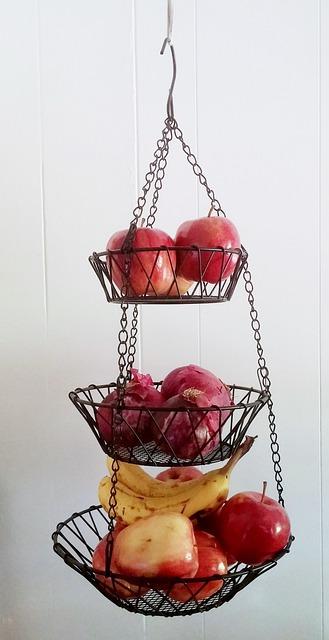 Free photo Hanging Basket Wire Basket Basket  Free