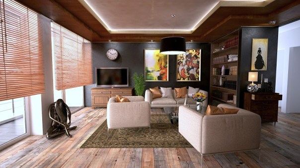 Living Room, Apartment, House, Home, Design