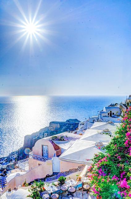 Animals Hd Wallpapers 1080p Free Photo Oia Santorini Summer Greece Free Image On