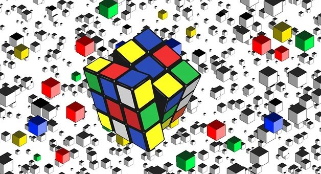 Cube, Rubik'S Cube, Thoughts, Think