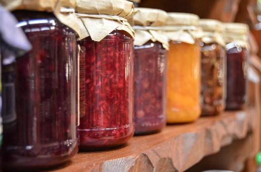 Marmellata, Vasetti, Frutta, Naturale, Cibo, Organici