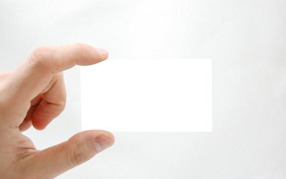 ビジネス カード, ビジネス, 手, マーケティング